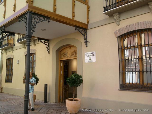 Tourismusbüro geöffnet