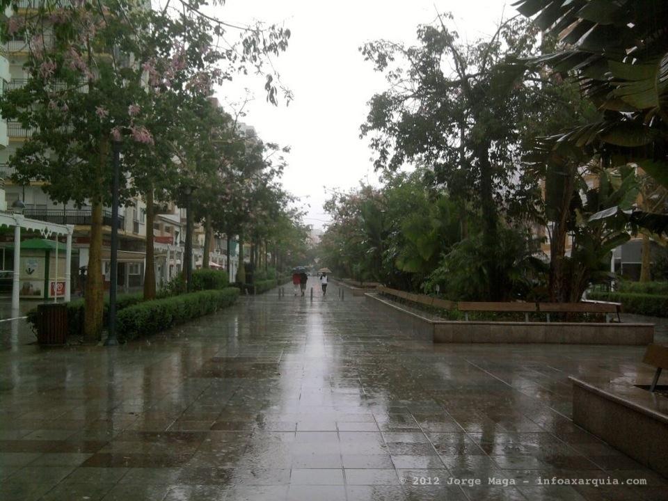 Endlich(?) Regen