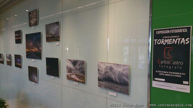 Fotoausstellung Tormentas