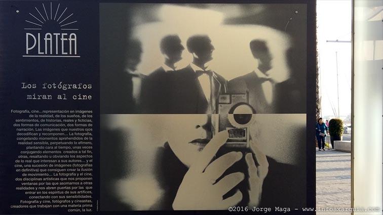 Fotoausstellung: Platea – Los fotógrafos miran al cine