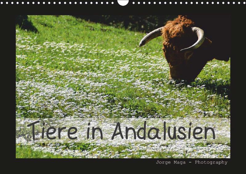 Tiere in Andalusien