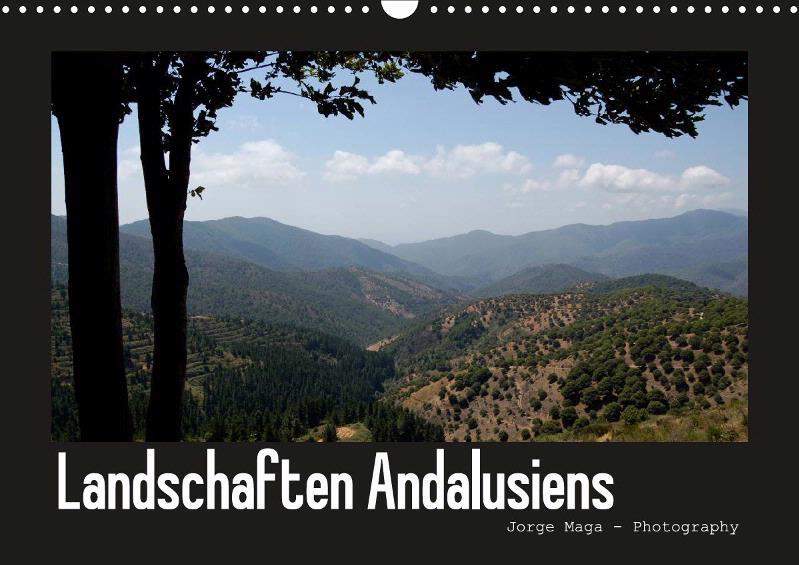 Landschaften Andalusiens